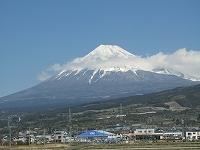 富士山がとっても綺麗です