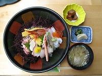 海鮮ちらし定食